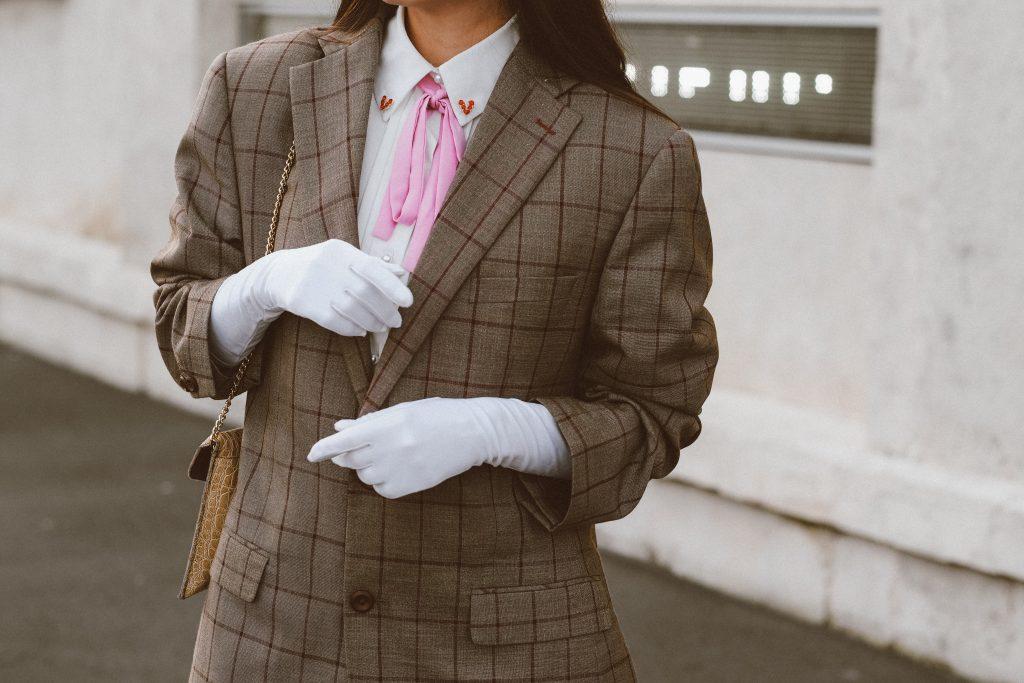 veste de costume pour femme